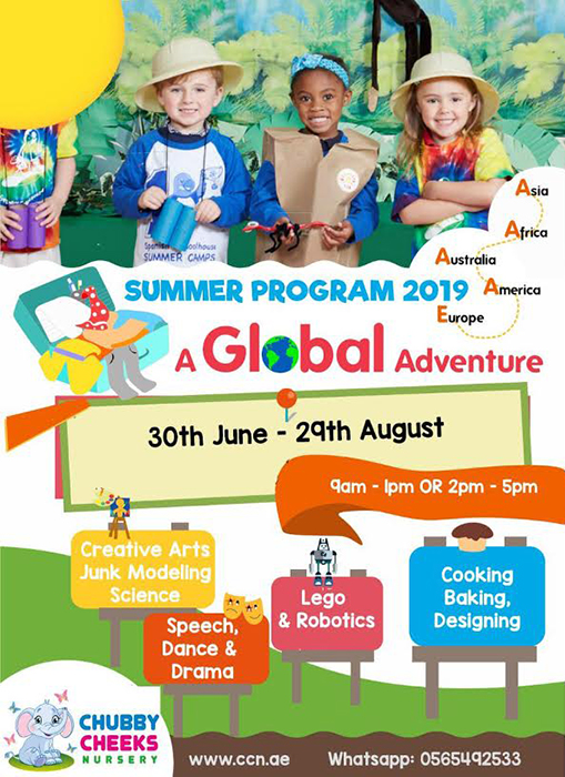 CCN Summer Program 2019